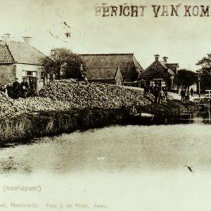 """""""Het Bruine Paard"""" Haulerwijk 1904"""