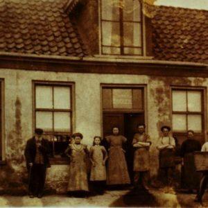 Bakkerij te Haulerwijk