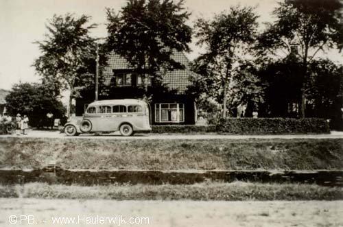 H.A.B.O. Haulerwijkster AutoBus Onderneming. Norgerweg 90-91.