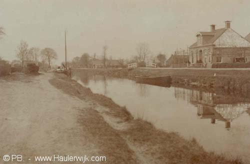 Huis Sake Jans van der Wal.