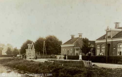 Hulppostkantoor Haulerwijk.