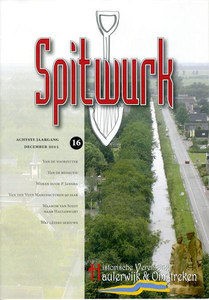 Spitwurk 16