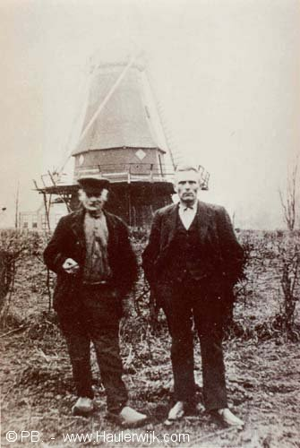stellingmolen (korenmolen) in 1920 afgebroken.