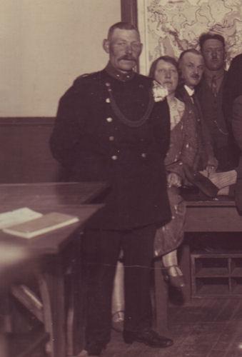 Rijksveldwachter Meyer.
