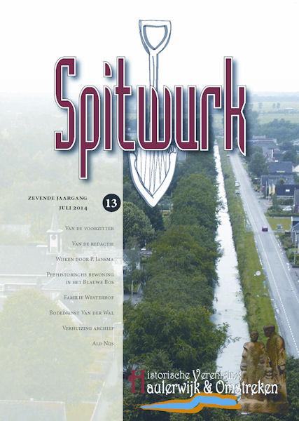 Spitwurk 13