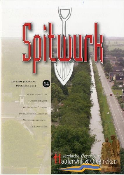 Spitwurk 14