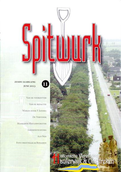 Spitwurk 11