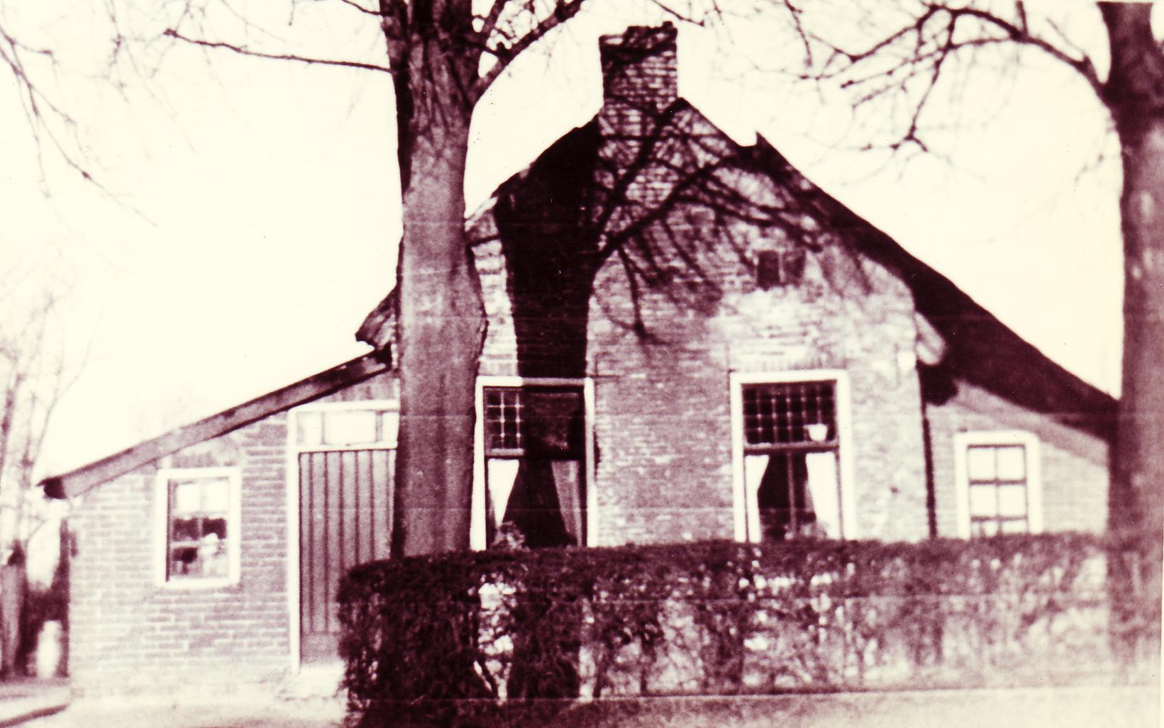 Eerste postkantoor