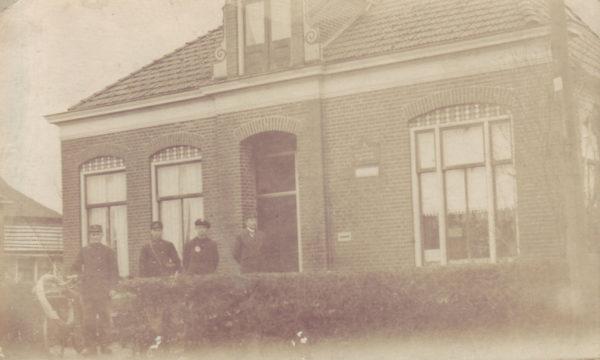 eerste hulppostkantoor
