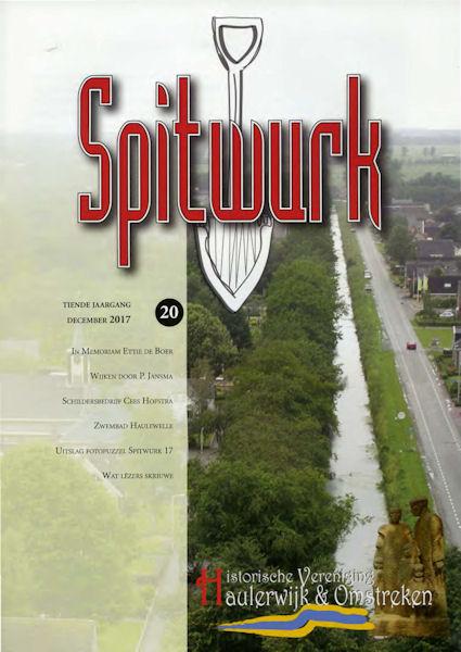 Spitwurk nr 20