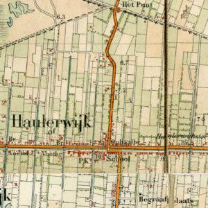 Haulerwijk 1925
