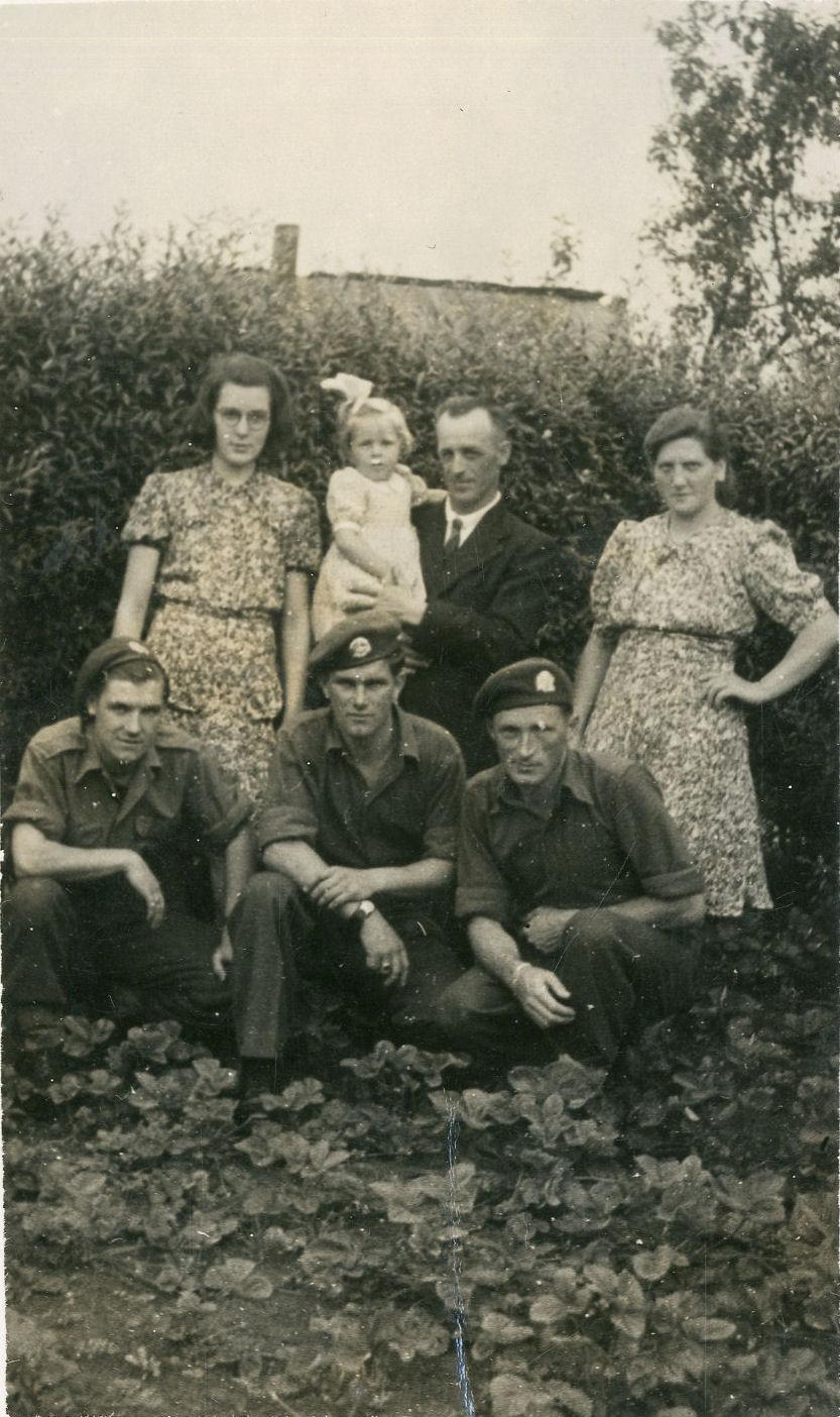 Canadzen bij Familie Kees de Vries