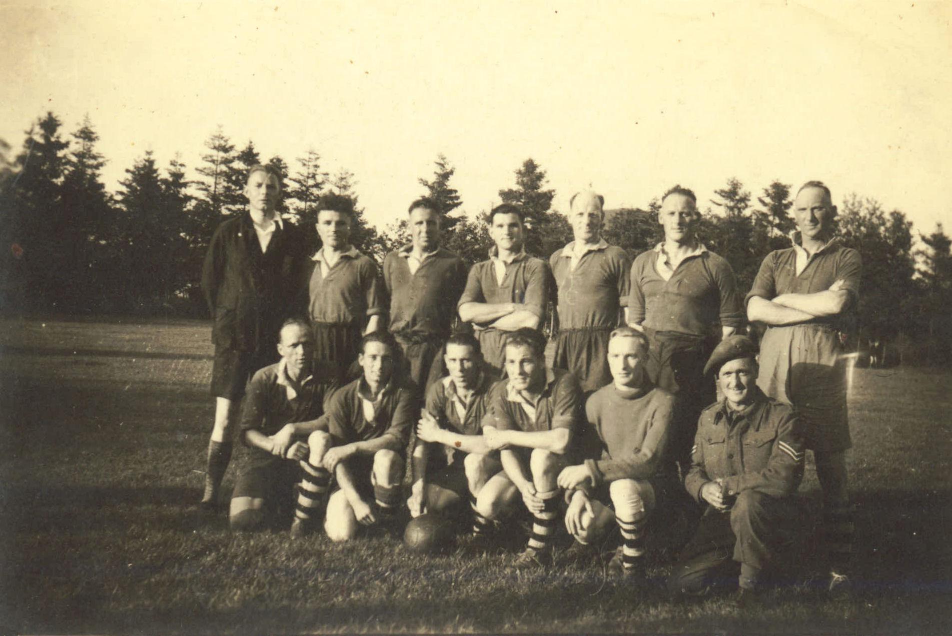 Voetbal te Oosterwolde
