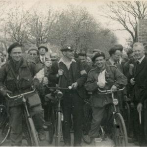 Franse Para naar Oosterwolde