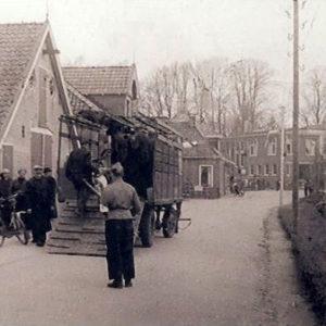 Arrestatie's NSBer's te Oosterwolde