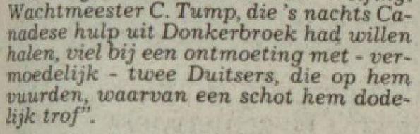 Leeuwarder Couraant 3-5-1985
