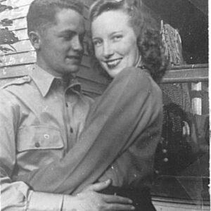 James Bill Dickson & Betty Lou