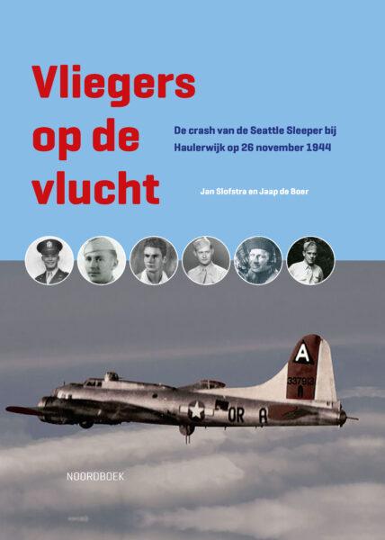 Boek Vliegers op de Vlucht